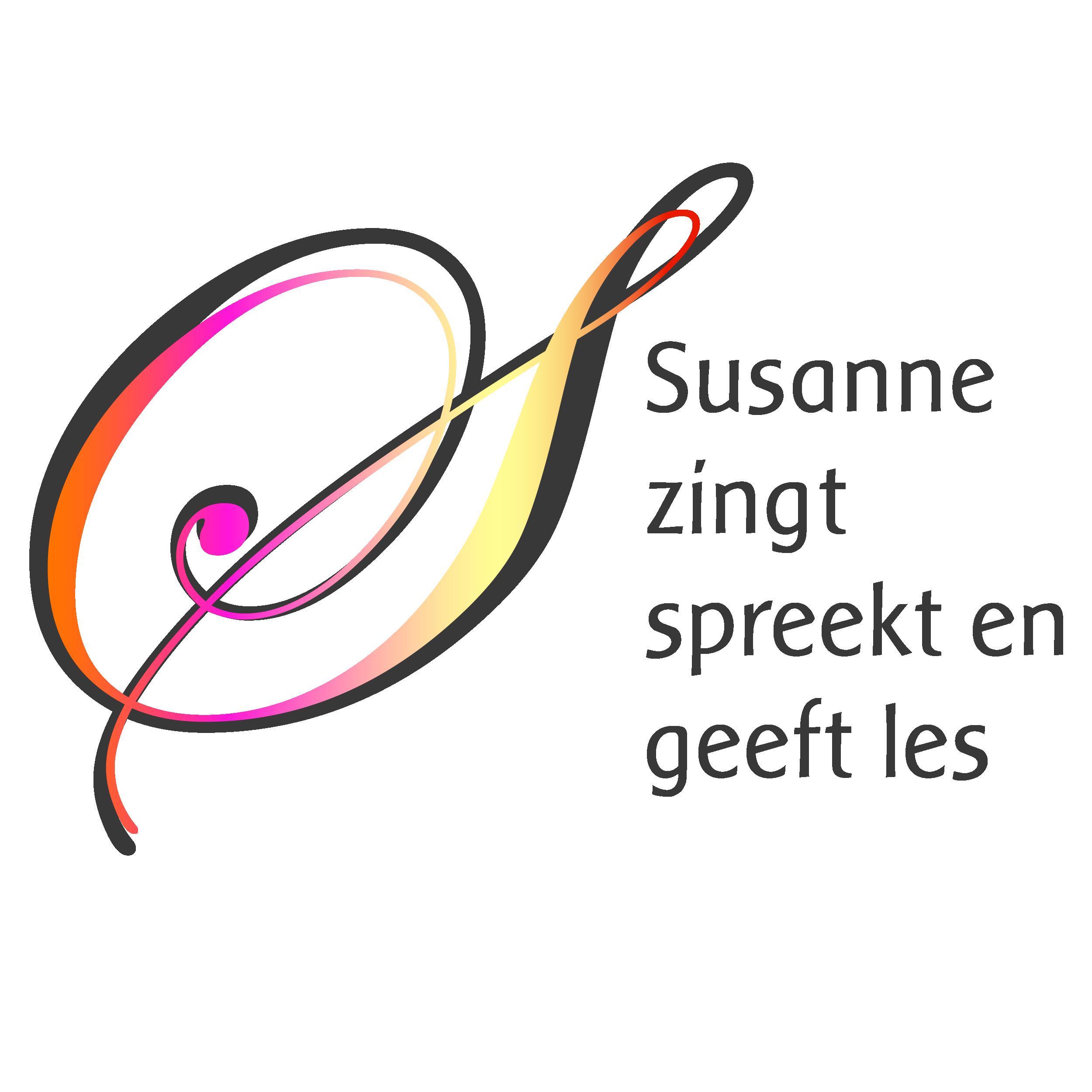 Susanne zingt en geeft les